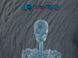 An ice fright