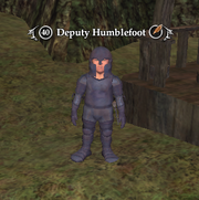 Deputy Humblefoot