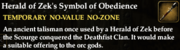 Heraldofzekssymbolofobedience