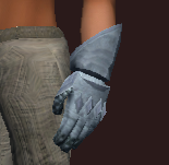 Peerless Sentry's Gauntlets (Equipped)