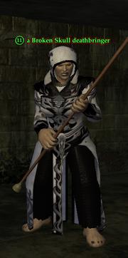 A Broken Skull deathbringer