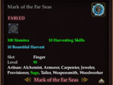 Mark of the Far Seas
