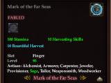 Mark of the Far Seas