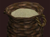 Tall Rivervale Grain Basket
