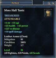 Mess Hall Tunic