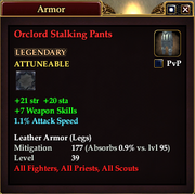 Orclord Stalking Pants