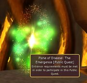 -Public Quest- Plane of Disease-The Emergence
