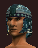 Serene Mentor's Skullcap (Equipped)