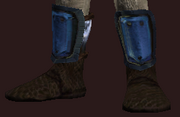 Skullhelm's Scrying Slippers (Equipped)
