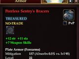 Peerless Sentry's Bracers