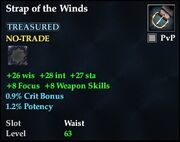 Strap of the Winds