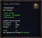 Tunic of the Wild
