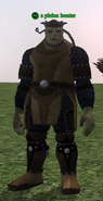 A plains hunter (ogre)