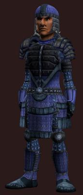 Forest Scion's Sanctified (Armor Set) (Visible, Male)