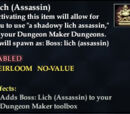Lich (Assassin)