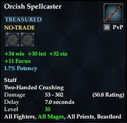 Orcish Spellcaster