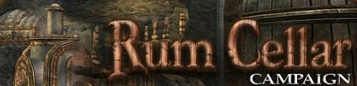 Rum Cellar Campaign Logo
