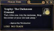 The Darkmoon Crescent