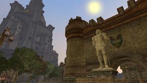 The Statue of Antonius Bayle