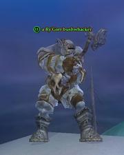 A Ry'Gorr bushwhacker