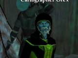 Cartographer Orex