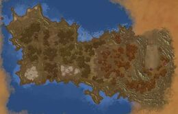 Eq2 TheEidolonJungle map
