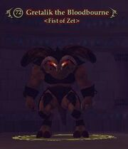 Gretalik the Bloodbourne