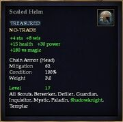 Scaled Helm