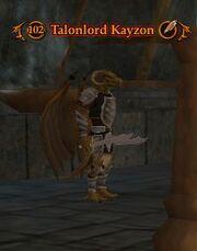 Talonlord Kayzon (Fabled)