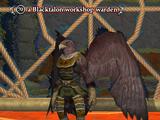 A Blacktalon workshop warden
