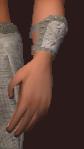 Flowing Sensei's Wrist Wraps (Equipped)