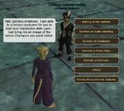 Guild hall amenity - creature conjuror