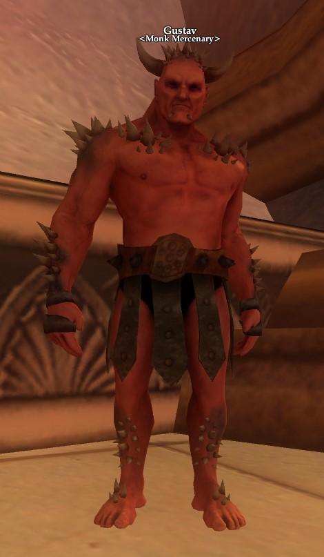 Mercenary: Gustav   EverQuest 2 Wiki   FANDOM powered by Wikia