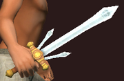 Pitmaster's Blade (Equipped)