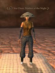 Siu Chun, Mother of the Night
