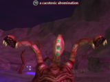 A cacotoxic abomination