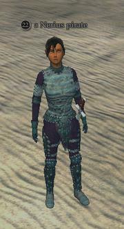 A nerius pirate