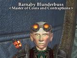 Barnaby Blunderbuss