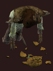 Destroyed Scarecrow Plushie (Visible)