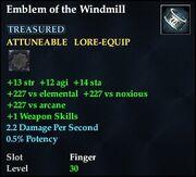 Emblem of the Windmill