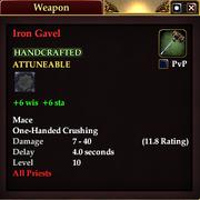 Iron Gavel