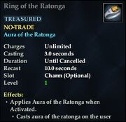 Ring of the Ratonga