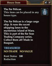 The Far Pelican (Item)