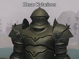 Hroar Kalacious
