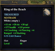 Ring of the Reach