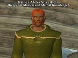 Trainer Aleks Silverhelm