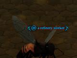 A refinery worker