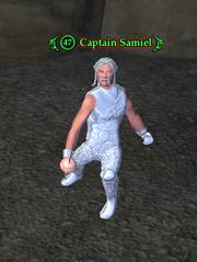 Captain Samiel