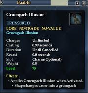 Gruengach Illusion