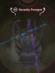 Security Sweeper